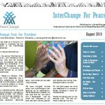 InterChange's First Newsletter