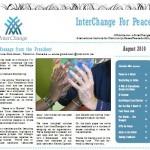 InterChange's First Newsletter